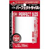 Japanese Card Sleeves - Perfect Size - Clear (100)