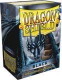 Dragon Shield Sleeves - 100 Stück - Schwarz