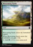 Blossoming Sands (Foil)(EN)