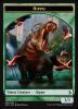 Token-Flusspferd - Token-Hippo