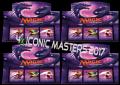 4x Iconic Masters 2017 Displays (En)